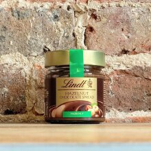 Lindt Chocolate Spread - Hazelnut   Dark Chocolate   200g Jars   Easter   Gifts
