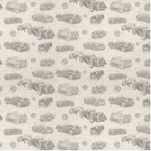 Fat Quarter MG Cars Texture 100% Cotton Quilting Patchwork Sewing Fabric