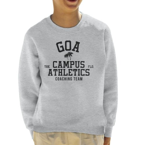 Goa Campus Athletics Kid's Sweatshirt