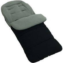 Footmuff / Cosy Toes Compatible with Hauck Grey