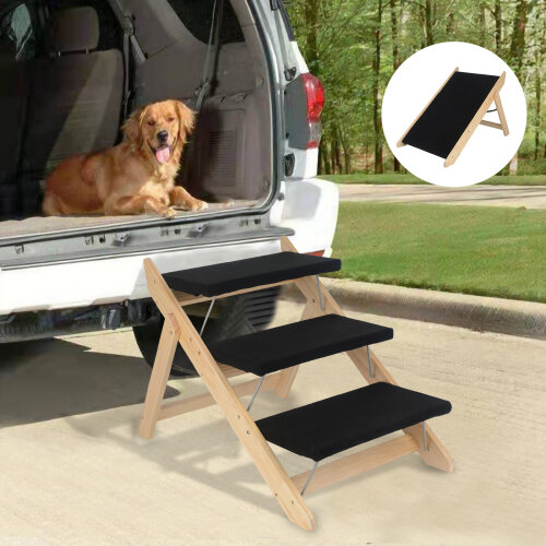 Folding Portable Pet Stairs