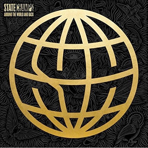 State Champs - Around the World and Back [CD]