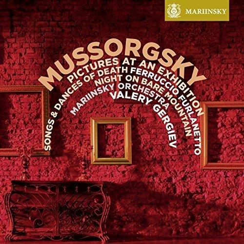 Ferruccio Furlanetto    Orchestre Du Theatre Marii - Mussorgsky/pictures at an Exhibition [CD]