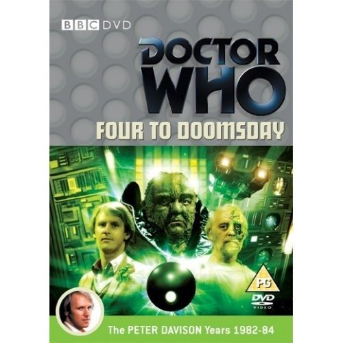 Doctor Who - Four To Doomsday DVD [2008]
