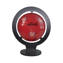 Thierry Henry signed Arsenal Football with display stand & COA