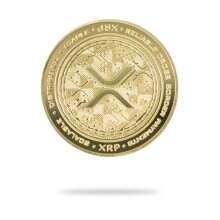 XRP 2021 Edition (Ripple) Cryptocurrency Collectable Cryptocurrency You Can Hold