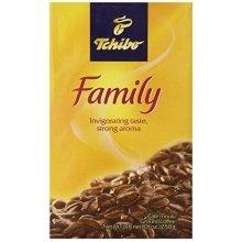 4 Packs of Tchibo Family Ground Coffee 8.8oz/250g Each