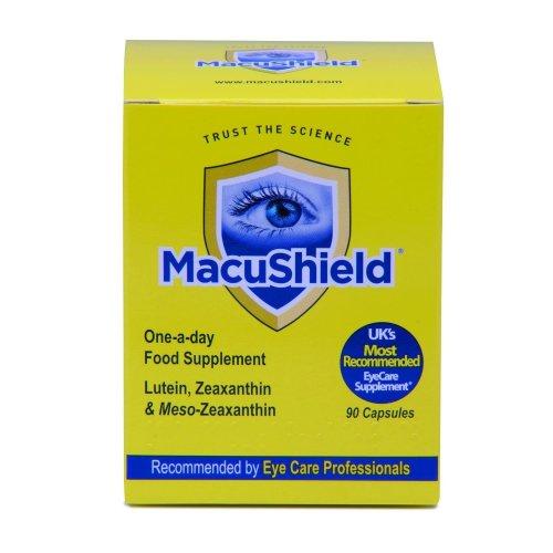 MacuShield , 90 Capsules