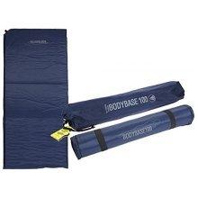 120cm x 50cm x 3cm Body Base 100 Self-inflating Camping Mattress - -  x 3cm body base 100 120cm 50cm selfinflating camping mattress summit