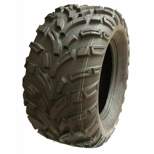 Quad tyre 25x11-12 6ply Wanda ATV tyre E marked, extra wide