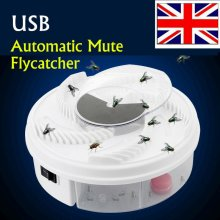 Electric Fly Catcher Killer Fly Insect Trap Device USB Cable With Trapping