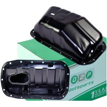 FOR RENAULT CLIO KANGOO TWINGO MODUS 1.2 STEEL ENGINE OIL SUMP PAN 8200702781