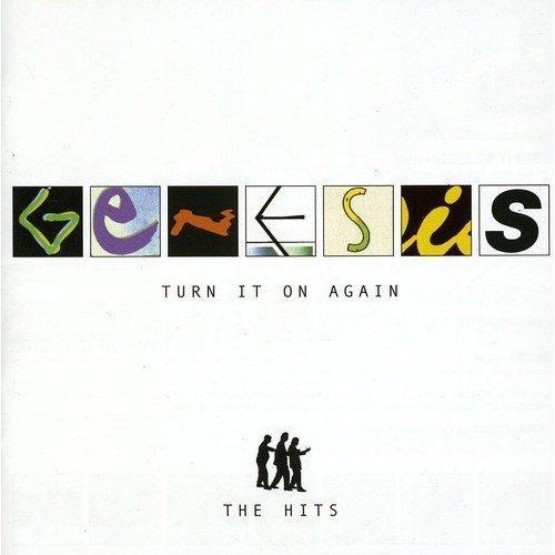 GENESIS - TURN IT ON AGAIN - THE HITS [CD]