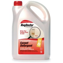 Rug Doctor Carpet Detergent Deodorises and Protects carpet 4 Litre