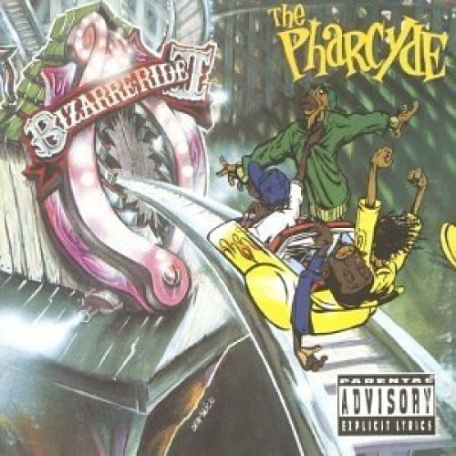 Pharcyde the - Bizarre Ride [CD]