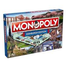 Monopoly - 2018 Edinburgh Edition Board Game