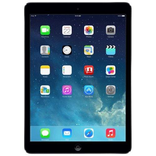 iPad Air 16GB WIFI 3G Black