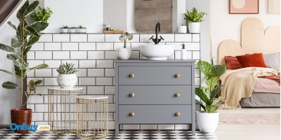 Unique Ways To Use Your Chest Of Drawers