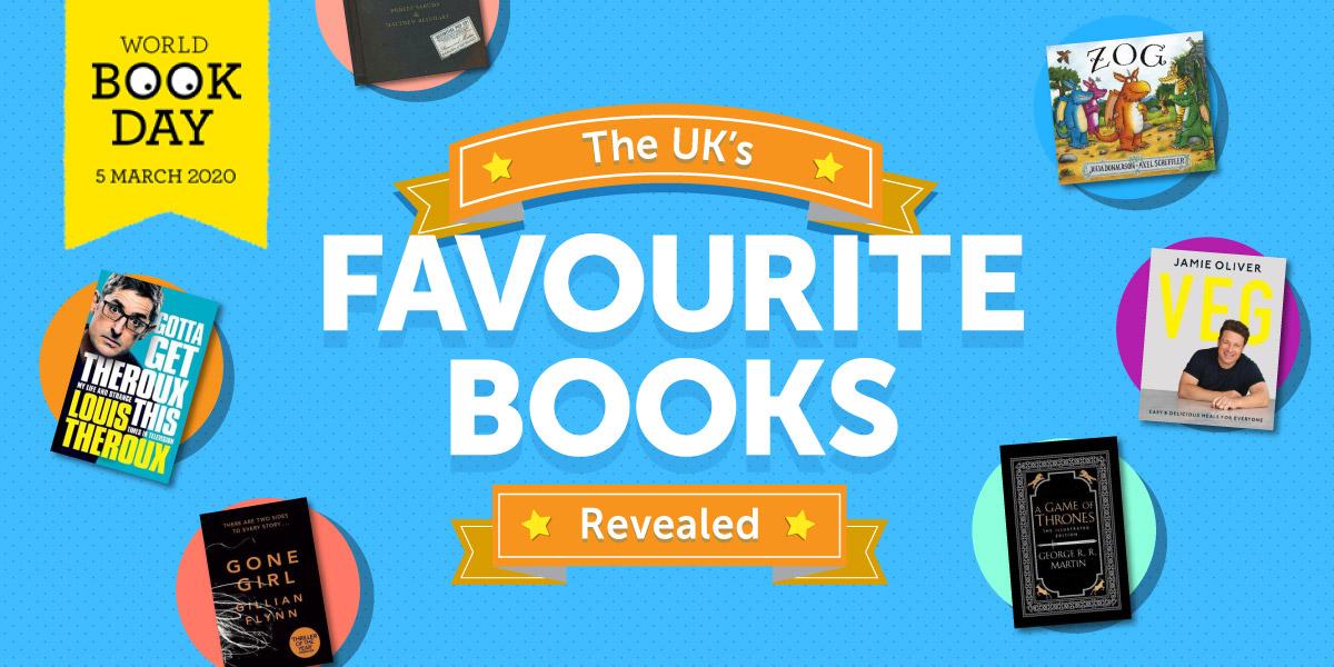 The UK's Favourite Books
