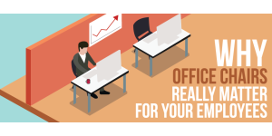 Why Office Chairs Really Matter for Your Employees