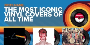 The top 10 most iconic vinyl covers of all time!