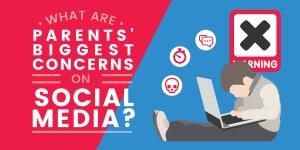 Parents' Social Media Concerns in 2020