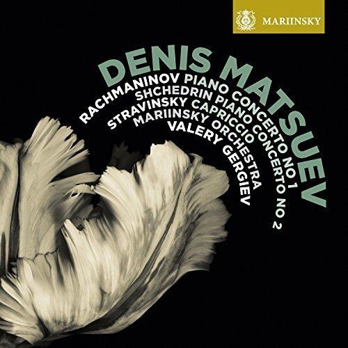 Denis Matsuev    Orchestre Du Theatre Mariinsky - D.matsuev / Rachmaninov Shchedrin [CD]
