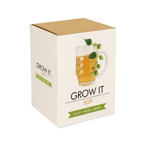Grow It Plant Set Beer Beer Hops Gift Breeding Size