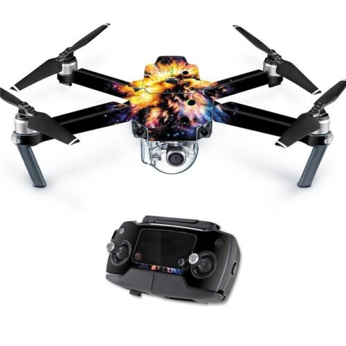 MightySkins DJMAVPRO-Leo Galaxy Skin Decal Wrap for DJI Mavic - Leo Galaxy