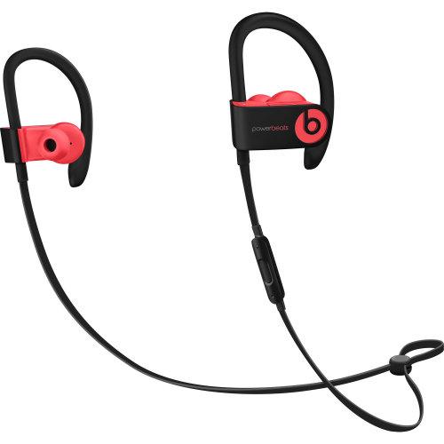 Beats By Dr. Dre Powerbeats 3 Wireless Earphones - Siren Red - Refurbished