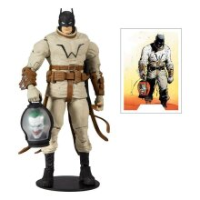 DC Multiverse W3 Last Knight on Earth Bruce Wayne Build A Bane Action Figure + Fast Shipping