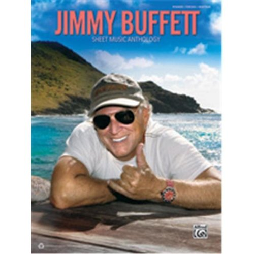 Alfred 00-37261 JIMMY BUFFETT SHEET MUSIC ANTH- PVG