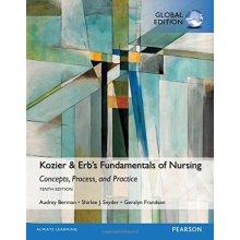 Kozier & Erb's Fundamentals of Nursing, Global Edition - Used
