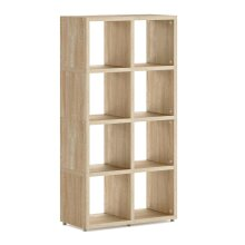 8 Cube Shelf, Storage Cube Shelves, 1470x740x330mm