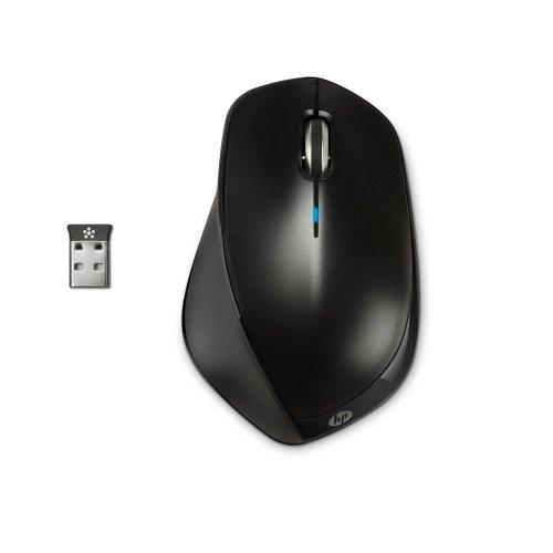 HP X4500 Wireless (Metal Black) Mouse
