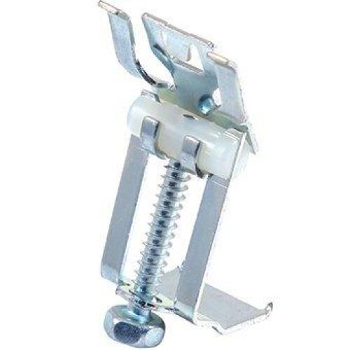 Stainless Steel Kitchen Sink Fixing Clips Brackets (Pack of 10)