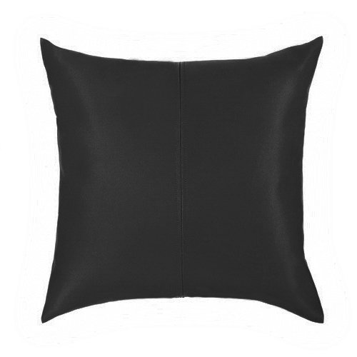 Faux Leather Scatter Cushions, Available in 2 Sizes