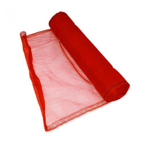 Oypla Red Shade Debris Scaffold Netting 2mtr x 50mtr