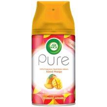 AirWick Air Wick Freshmatic, Island Mango Air Freshener, 250 ml Refill (Pack of 4)