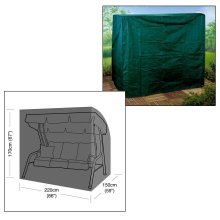 3 Seater Garden Swing Hammock Cover Furniture Winter Protection