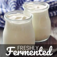 Certified Organic Bulgarian Yoghurt Starter Culture