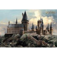 Harry Potter Official Hogwarts Poster