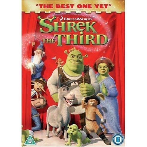 Shrek 3 - Shrek The Third DVD [2007]