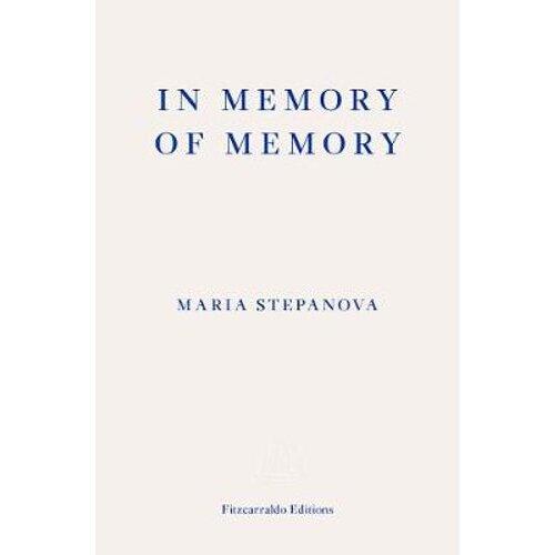 In Memory of Memory | Paperback