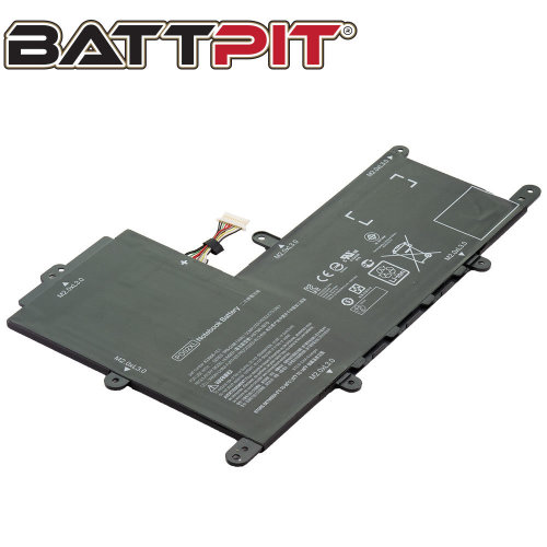BattPit Battery for HP PO02XL 823908-1C1 823908-2C1 824560-005 HSTNN-DB7G HSTNN-IB7G [4810mAh/37Wh]