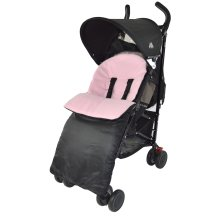 Footmuff / Cosy Toes Cosy Toes Buggy Pushchair Stroller Pram Buggy Light Pink