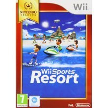 Nintendo Selects Sports Resort Wii - Used