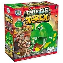 Terrible T-Rex Chomping Dinosaur Game