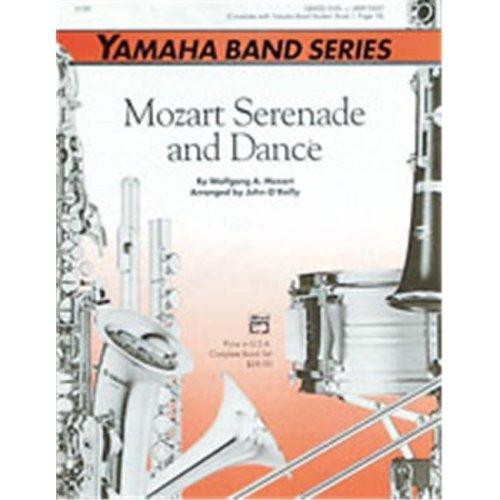Alfred 00-5159 MOZART SERENADE & DANCE-YB