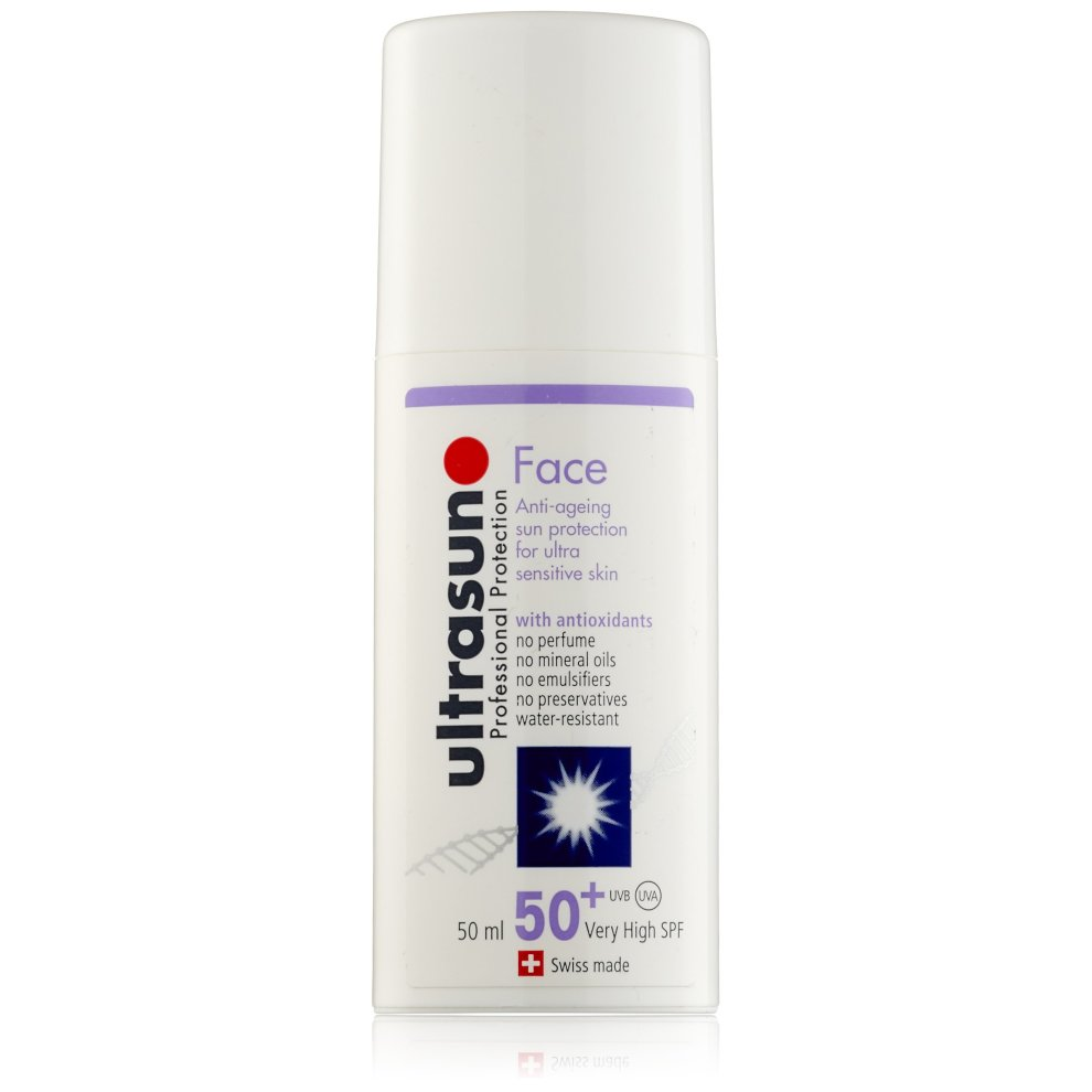 Ultrasun Brightening Anti-Spot And Anti-Pollution Face Fluid SPF 50+
